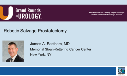 Robotic Salvage Prostatectomy