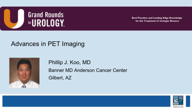 Advances in PET Imaging