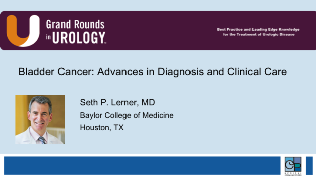 Bladder Cancer: Advances in Diagnosis and Clinical Care
