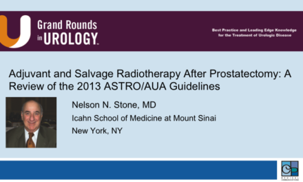 Adjuvant and Salvage Radiotherapy After Prostatectomy: A Review of the 2013 ASTRO/AUA Guidelines