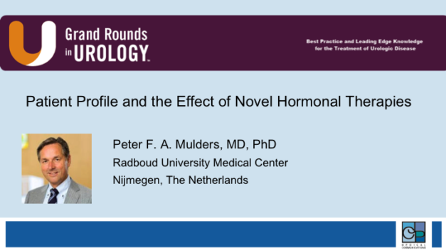 Patient Profile and the Effect of Novel Hormonal Therapies