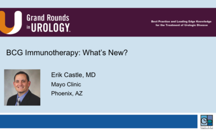 BCG Immunotherapy: What's New?
