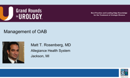 Management of OAB