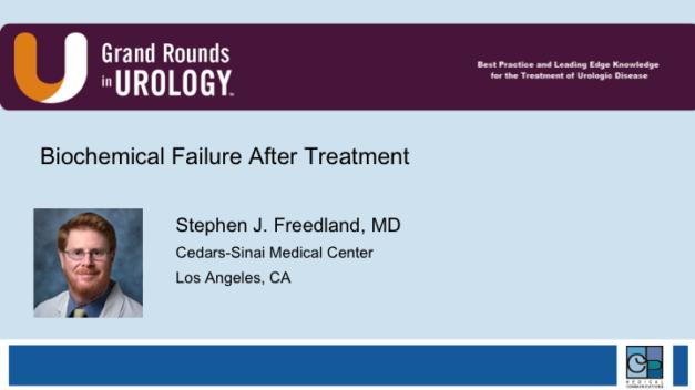 Biochemical Failure After Treatment