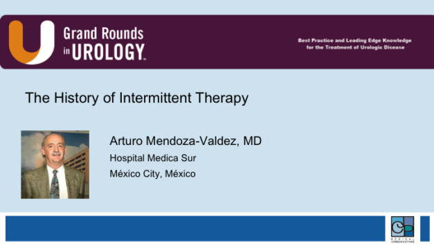 The History of Intermittent Therapy