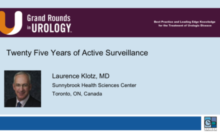 Twenty-Five Years of Active Surveillance
