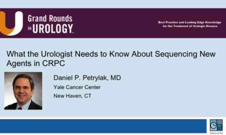 What the Urologist Needs to Know About Sequencing New Agents in CRPC