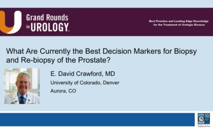 What Are Currently the Best Decision Markers for Biopsy and Re-biopsy of the Prostate?