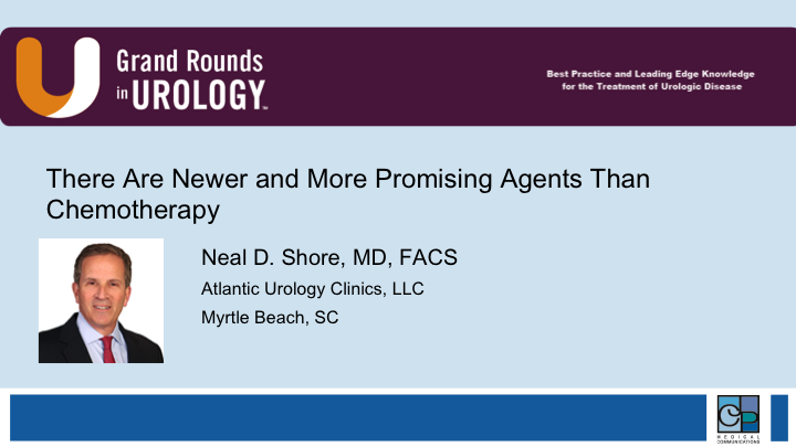 More Promising Agents Than Chemotherapy