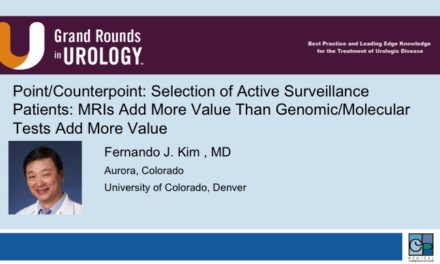 Point/Counterpoint: Selection of Active Surveillance Patients: MRIs Add More Value Than Genomic/Molecular Tests Add More Value