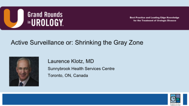 Active Surveillance or: Shrinking the Gray Zone