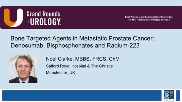 Bone Targeted Agents in Metastatic Prostate Cancer: Denosumab, Bisphosphonates and Radium-223