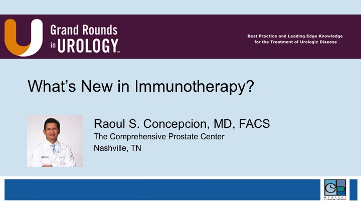 First Video Illustrating Immunotherapy for PC