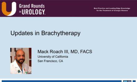 Updates in Brachytherapy