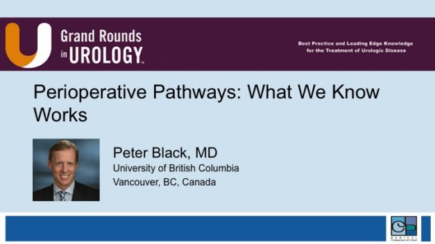 Perioperative Pathways: What We Know Works