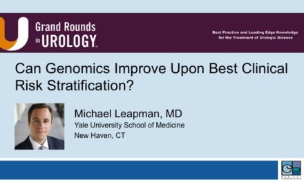 Can Genomics Improve Upon Best Clinical Risk Stratification?