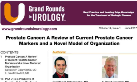 Prostate Cancer: A Review of Current Prostate Cancer Markers and a Novel Model of Organization