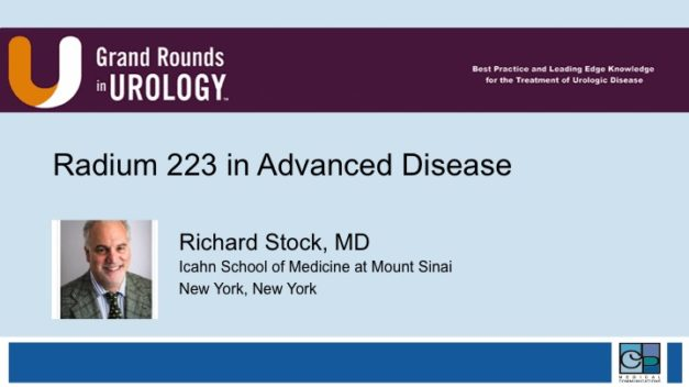 Radium-223 in Advanced Disease