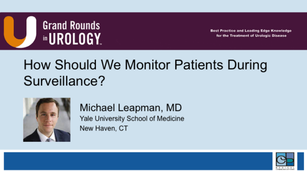 How Should We Monitor Patients During Surveillance?