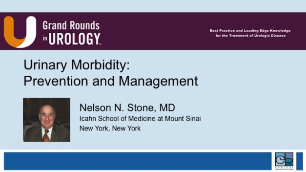 Urinary Morbidity: Prevention and Management