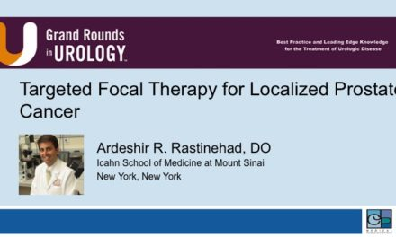 Targeted Focal Therapy for Localized Prostate Cancer