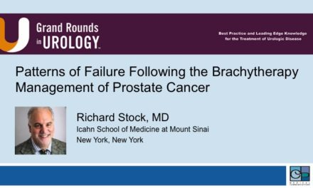 Patterns of Failure Following the Brachytherapy Management of Prostate Cancer