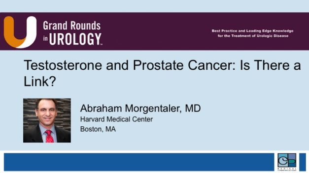 Testosterone and Prostate Cancer: Is There a Link?