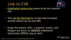 ED Link to CVD