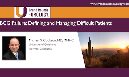 BCG Failure: Defining and Managing Difficult Patients