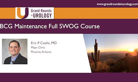 BCG Maintenance – Full SWOG Course – Pro Argument