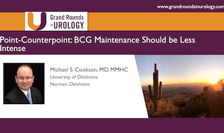 BCG Failure: BCG Maintenance Should be Less Intense
