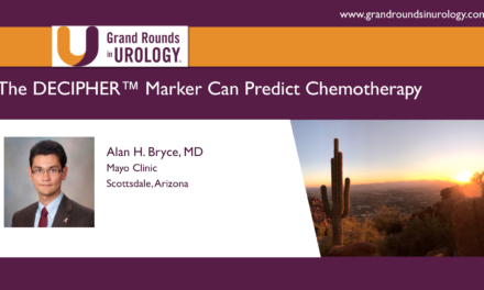 The DECIPHER Marker Can Predict Chemotherapy