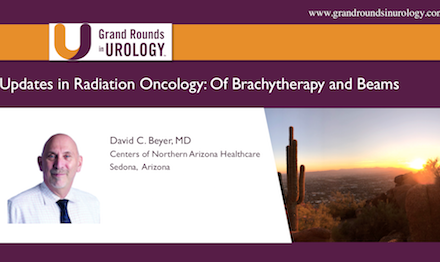Updates in Radiation Oncology: Of Brachytherapy and Beams