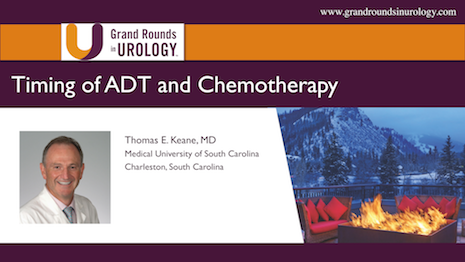 Timing of ADT and Chemotherapy