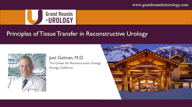 Principles of Tissue Transfer in Reconstructive Urology