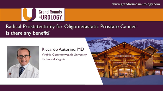 Radical Prostatectomy for Oligometastatic Prostate Cancer: Is There Any Benefit?
