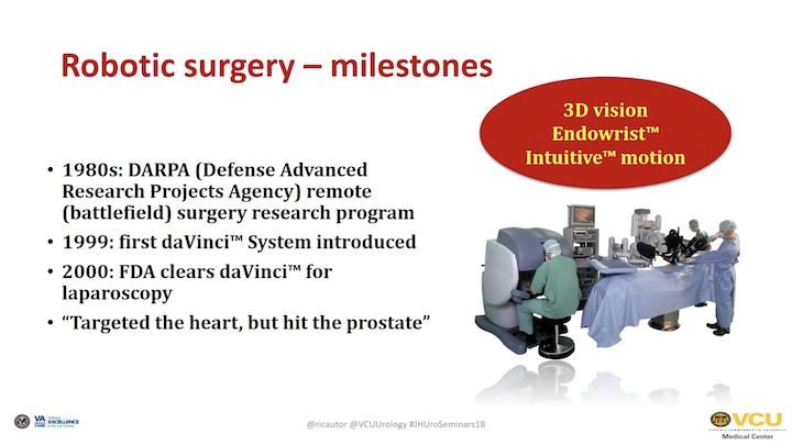 robotic surgery presentation