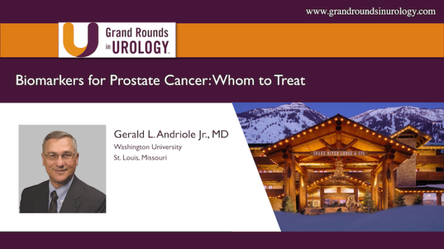 Biomarkers for Prostate Cancer: Whom to Treat