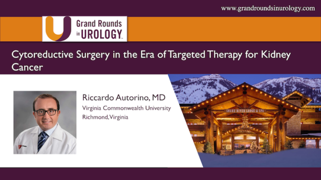 Cytoreductive Surgery in the Era of Targeted Therapy for Kidney Cancer: If Yes, When?