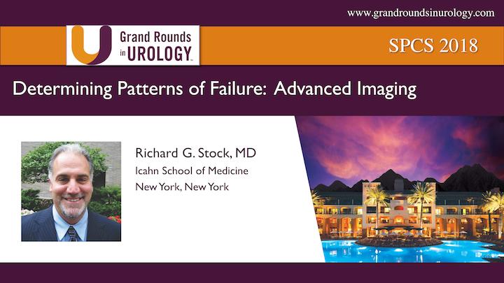 Richard G  Stock | Determining Patterns of Failure: Advanced Imaging