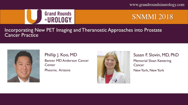 Incorporating New PET Imaging and Theranostic Approaches into Prostate Cancer Practice