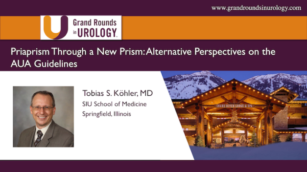 Priaprism Through a New Prism: Alternative Perspectives on the AUA Guidelines