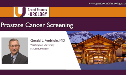 Prostate Cancer Screening: Who? Why? How?