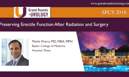 Preserving Erectile Function After Radiation and Surgery