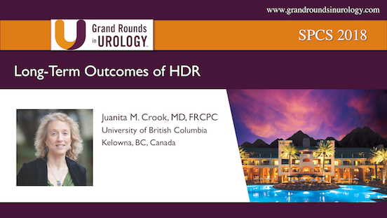 Long-Term Outcomes of HDR