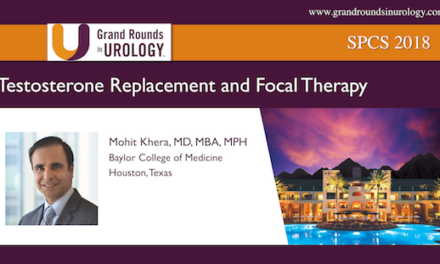 Testosterone Replacement and Focal Therapy