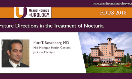 Future Directions in the Treatment of Nocturia