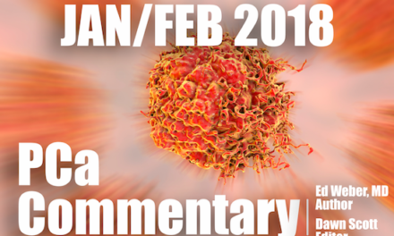 PCa Commentary | Volume 119 -Jan/Feb 2018