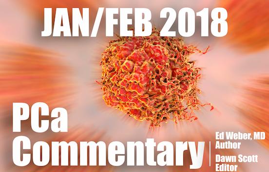PCa Commentary | Volume 119 -Jan/Feb 2018