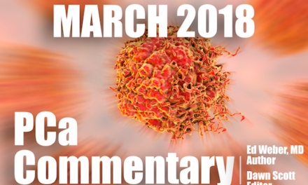 PCa Commentary | Volume 120 – March 2018